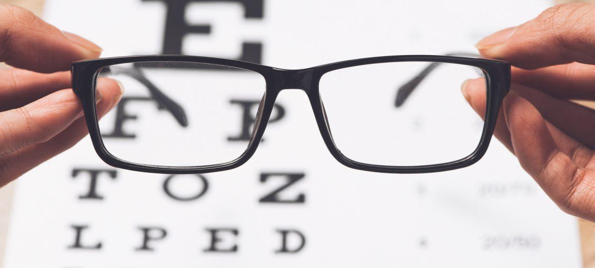 podstawowe badanie wzroku