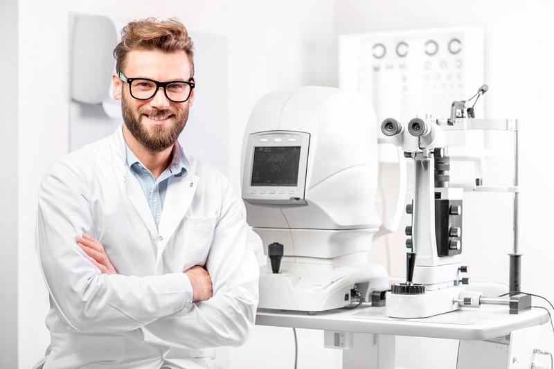 Biometr optyczny